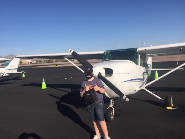 Flying lessons Scottsdale